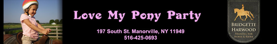 Pony Parties Long Island